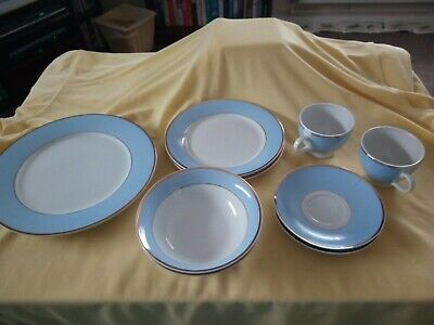 Royal Doulton 2004 Bruce Oldfield Dinner Service For 2  • 10£