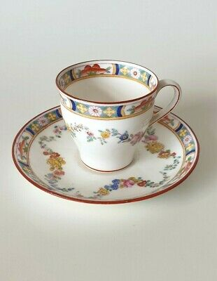 MINTONS Demitasse Coffee Cup And Saucer • 19.99£