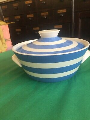 T G Green Cornishware Blue White • 60£