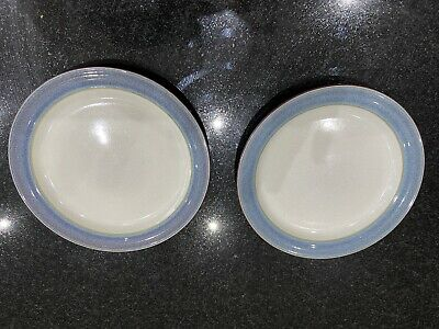 Denby Storm 2 X Small Side Plate • 10£