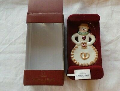 Villeroy And Boch Christmas Decoration • 10£