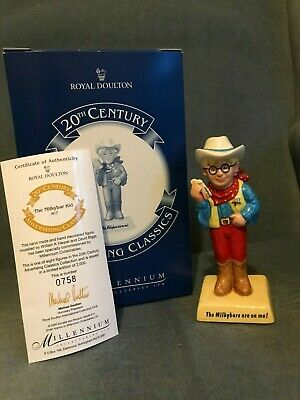 Royal Doulton MILKY BAR KID 20th Century Advertising Classics  Limited Edition • 37.50£