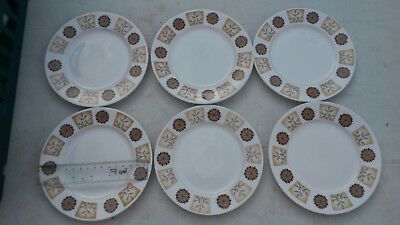 Set Of 6 Royal Vale Bone China Side Plates • 5.95£