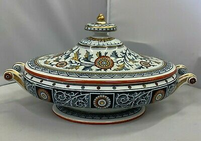 Antique Mintons Connaught Japan 19th Century Large Lidded Tureen Dated 1878 • 29.99£