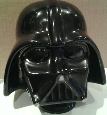 Dave Prowse Signed Darth Vader Lucas Merchendise Pottery Helmet • 149£