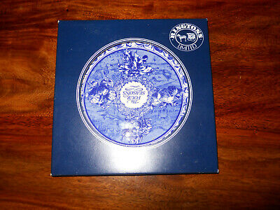 Ringtons - The Four Seasons Tea Plate - Collectable - Gift • 18.99£