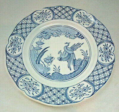Furnivals Old Chelsea Blue Pattern Tea Side Bread Butter Plate 17cm 6¾  • 9.50£