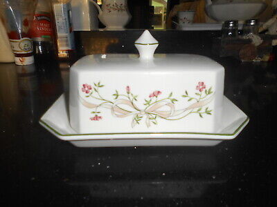 Eternal Beau Butter Dish • 32£