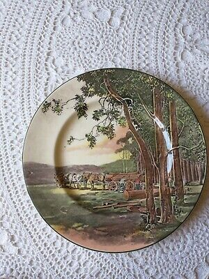 Royal Doulton Plate Woodcutter  • 9.99£