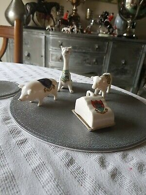 Crested China Used • 10£