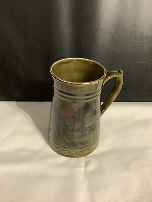 Vintage Lord Nelson Pottery Tankard Hunting Scene • 2£