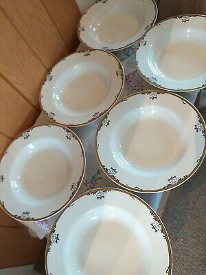 6 Lovely Vintage A & E Gray & Co Ltd Dishes - 9  • 6£