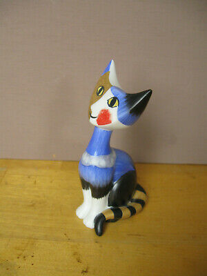 Collectable 'GOEBEL' Small Cat Figure • 25£