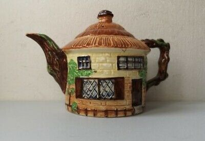 Vintage Beswick Cottage Theme Teapot With Lid • 12£