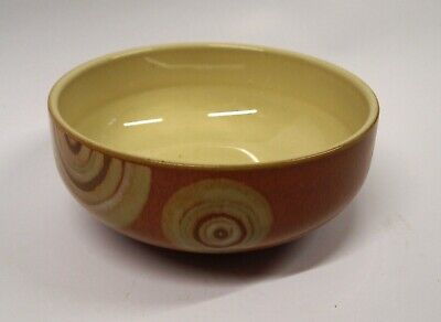 Denby  Fire  Chilli  Soup / Cereal  Bowl • 15£