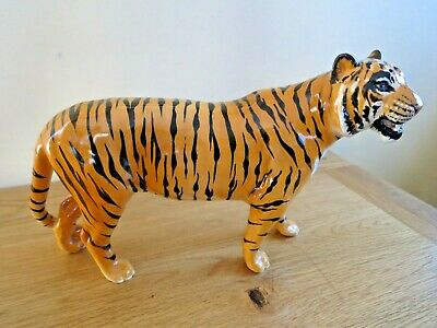 Large Beswick Tiger Model Number 2096 ( Gloss ) • 55£