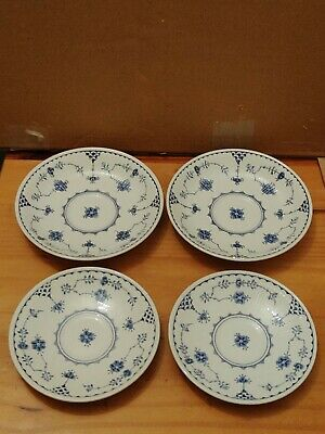 Furnivals Blue Denmark 8-inch Side Or Salad Plate Or Saucer 2 Sizes  • 13.60£