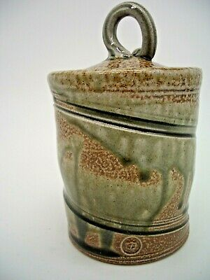 Walter Keeler Cylindrical Pot And Cover (ref 486) • 195£