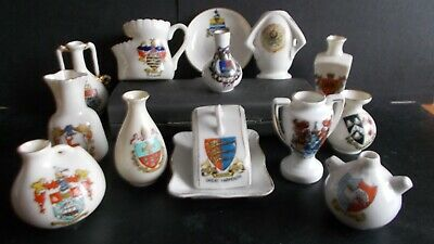 Small Collection Of Crested China • 4.99£