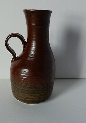 Collectable Vintage Studio Pot By Hassall Dunbar Scotland 22 Cms High • 30£