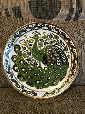 Collectable Greek Plate • 5.99£