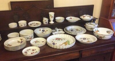 Royal Worcester  Evesham   Tableware  Replacements • 19.99£