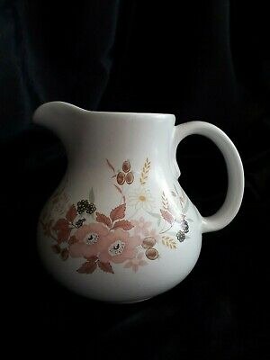 Boots - Hedge Rose - Jug - 147883G * In Good Used Condition • 3.70£