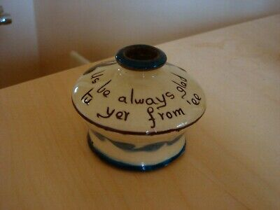 Small Aller Vale Inkwell • 5£