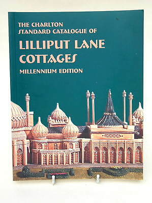 Lilliput Lane Cottages Published 2000 Collectors Book Handbook And  Price Guide  • 12.95£