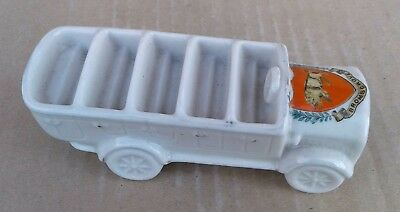 Shelley Crested China - The Monach Charabanc - Bromsgrove Crest - 352. • 49.99£