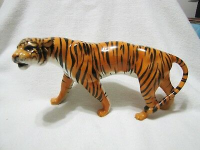 Vintage English Beswick Pottery Tiger Statue • 76.92£