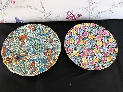 Choice Of Radford Chintz Vintage China Saucers • 8.99£