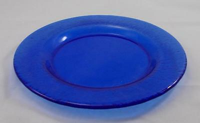 Villeroy & And Boch CIRCOLO BLUE Glass Dinner Plate 27cm UNUSED • 27.99£