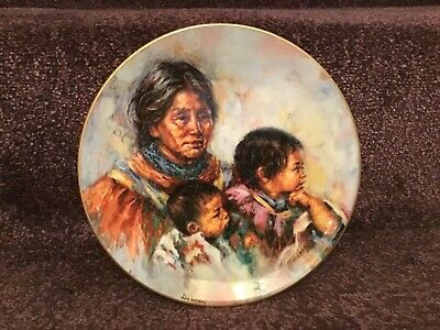 Royal Doulton Noble Heritage Collectors Plate • 20£