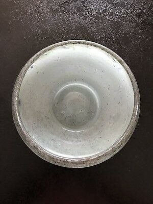 Wonderful Vasart Glass Bowl.  • 95£