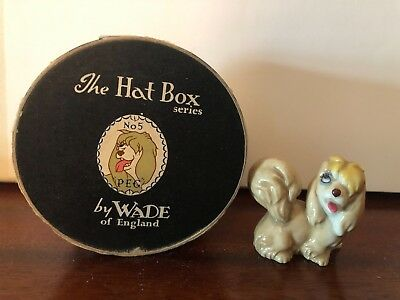 Peg Wade Whimsies Hat Box Collection With Box • 30£