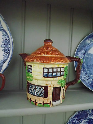 Vintage Beswick Ware Teapot In Cottage Ware Design Fully Stamped • 24.99£