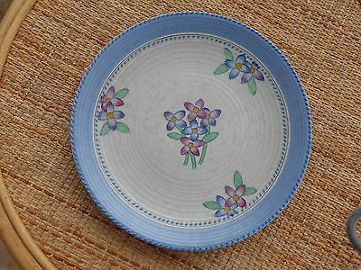 Charlotte Rhead Crown Ducal 12  Charger Pattern 4521 • 52£