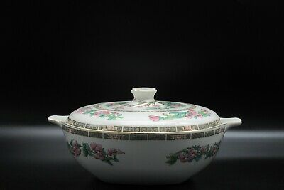 Vintage Indian Tree Pattern Lord Nelson Pottery Casserole Dish • 12.99£
