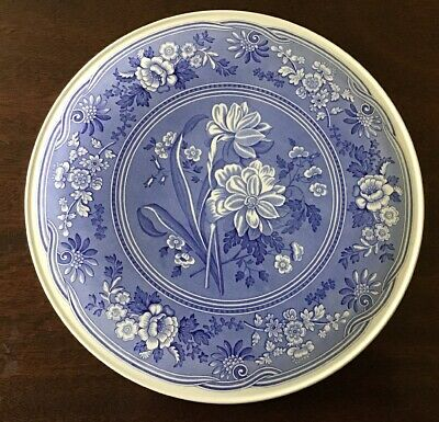 """11.25"""" Spode Blue Room Collection Botanical Stand. • 22.50£"""