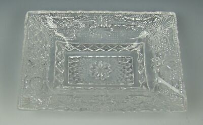 Duncan & Miller Glass SANDWICH-CLEAR Ashtray(s) Multi.Avail. EXCELLENT • 12.68£