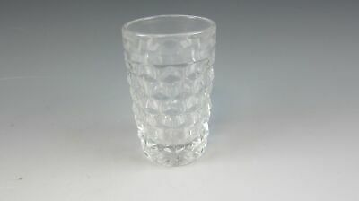 Fostoria Crystal AMERICAN-CLEAR Flat Juice Glass EXCELLENT • 4.60£