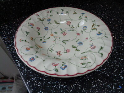 STAFFORDSHIRE OAKWOOD SOUP PLATE - 2nd Quality • 8.50£