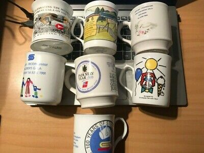 Appleby - Froddingham - British Steel Gala Mugs - X7 Details Given  • 14.99£