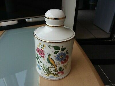 Vintage Large Price Kensington Bird And Floral Design Container With Lid • 7.50£