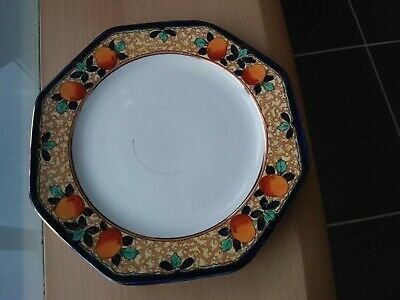 Vintage John Maddock And Sons  Royal Vitreous Newtown Rd No 715228 Plate • 3.99£