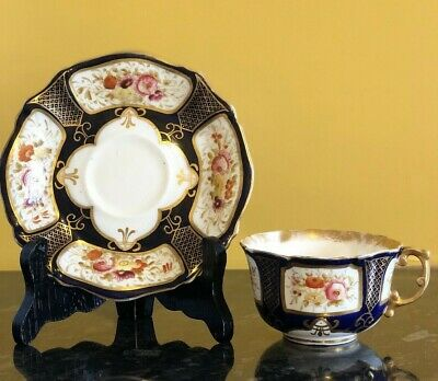 Beautiful Antique Hammersley Cup And Saucer  • 59£