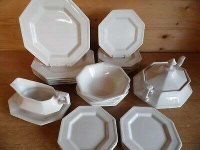 Johnson Brothers Heritage White - Replacement Tableware -  Multibuy Discounts • 5.95£