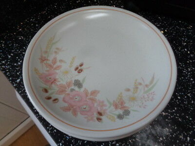 Boots Hedge Rose Side Plates X 4 • 20£