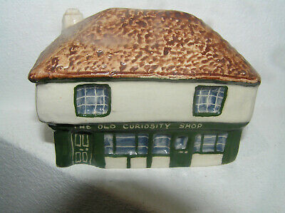 John Putnam's Heritage Houses Dickens Old Curiosity Shop Made In England • 5£